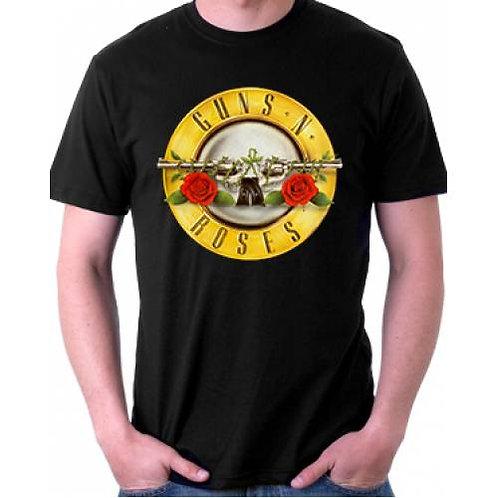 Guns N' Roses Logo T-Shirt