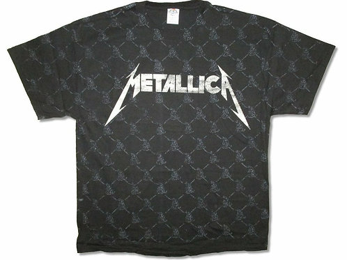 Metallica: Nithing else Matters Wrap Around T-Shirt