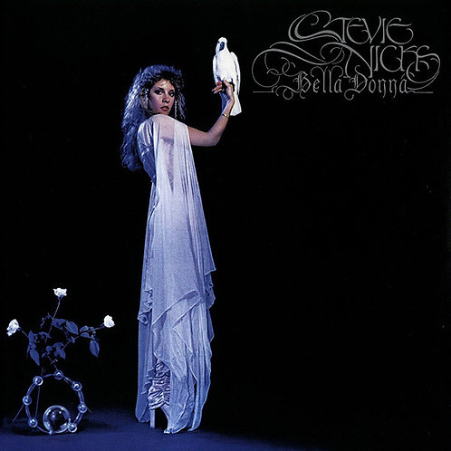Stevie Nicks: Bella Donna 18gr Vinyl Record Front Cover