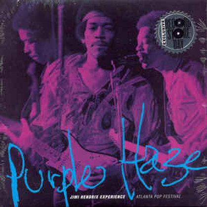 "Jimi Hendrix Experience* – Purple Haze / Freedom 7"" 45RPM"