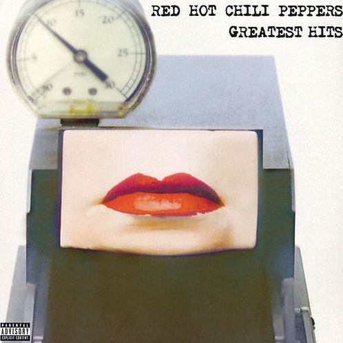 Red Hot Chili Peppers Greatest Hits Vinyl Record