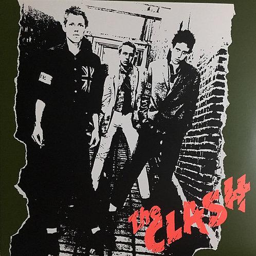 The Clash S/T Vinyl Record