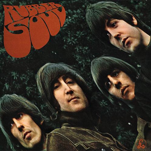 The Beatles Rubber Soul Vinyl Record