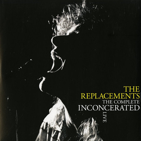 The Replacements: Inconcerated 3 LP Set RSD