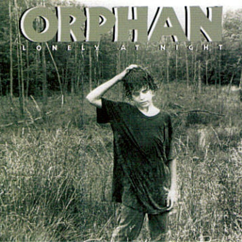 Orphan: Lonely At Night/ Salute CD