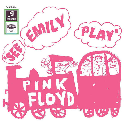 Pink Floyd See Emily Play 45 RPM
