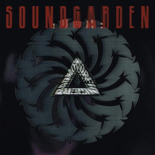 Soundgarden: Badmotorfinger 25th Anniversary Lenticular Cover Record