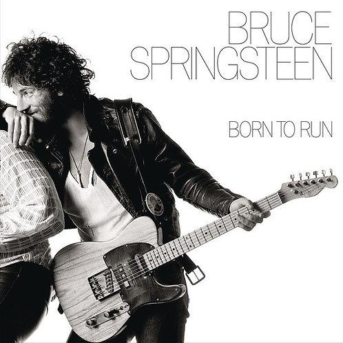 Bruce Springsteen: Born To Run Vinyl Record