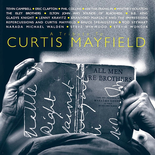 Curtis Mayfield: A Tribute  To  Curtis Mayfield Vinyl Record