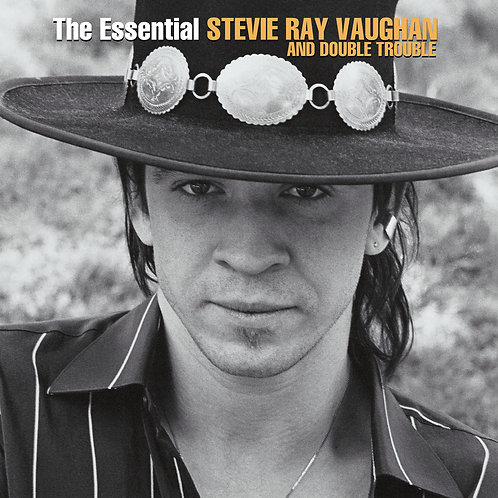 Stevie Ray Vaughan: The Essential Vinyl Record