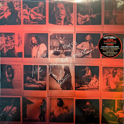 Chris Cornell: No One Sings Like You Anymore Vinyl Record