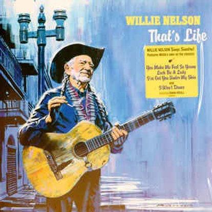Willie   Nelson: That's Life Vinyl Record