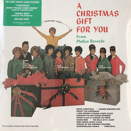 A Christmas Gift For You Vinyl Record