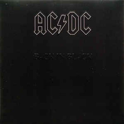 AC/DC Back In Black 180gr Vinyl Record