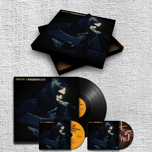 Neil Young: Young Shakespeare Deluxe Edition Box Set