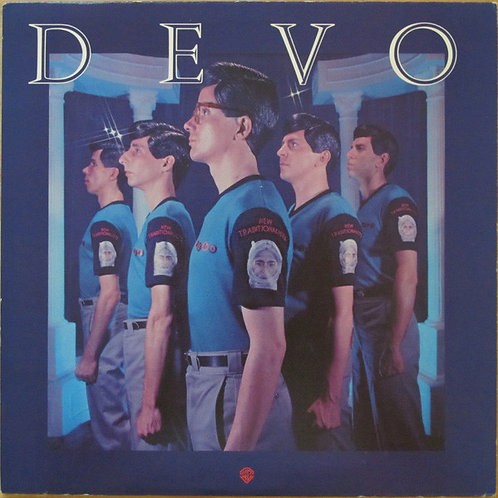 Devo: New Traditionalists Vinyl Record