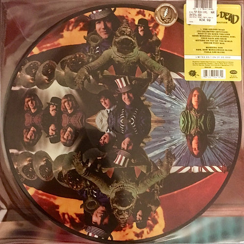 Grateful Dead: Grateful Dead Pic Disc