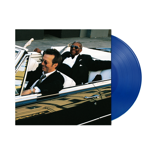 Eric Clapton/ B.B. King: Riding With The King Blue Vinyl