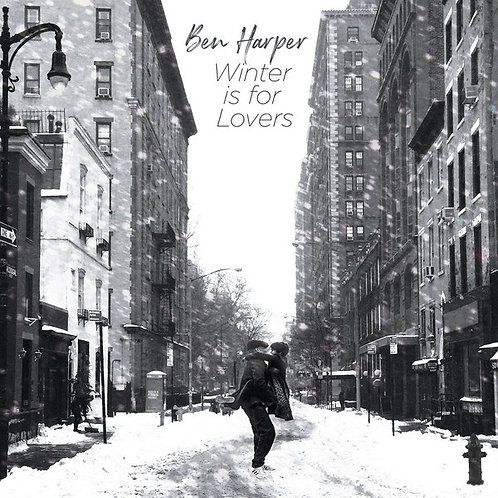 Ben Harper: Winter Is For Lovers White Vinyl Record