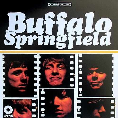 Buffalo Springfield S/T Vinyl Record Front Cover