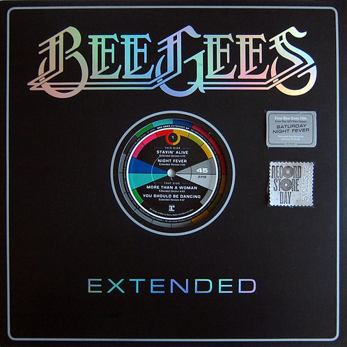 Bee Gees, The Extended E.P Vinyl Record