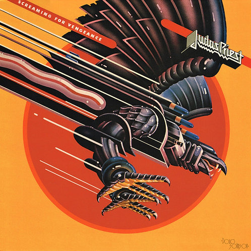 Judas Priest: Screaming For Vengeance Vinyl Record