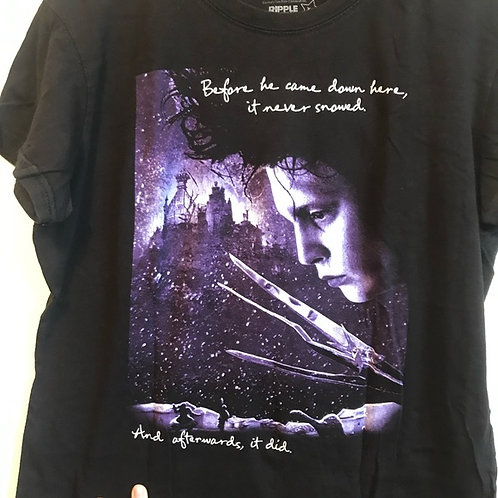 Edward Scissor Hands T-Shirt