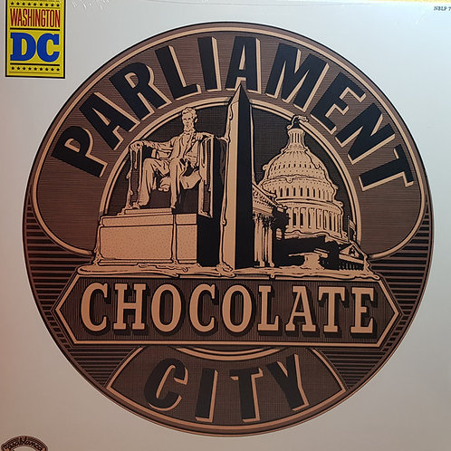 Parliament: Chocolate City Vinyl Record Front Cover