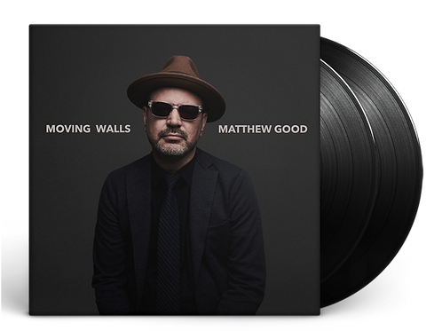 Matthew Good Band: Moving Walls Vinyl Record