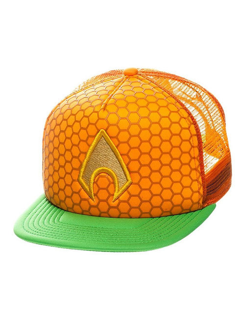 Aquaman Trucker Cap