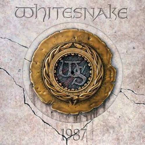 Whitesnake 1987 Picture Disc front cover RSD