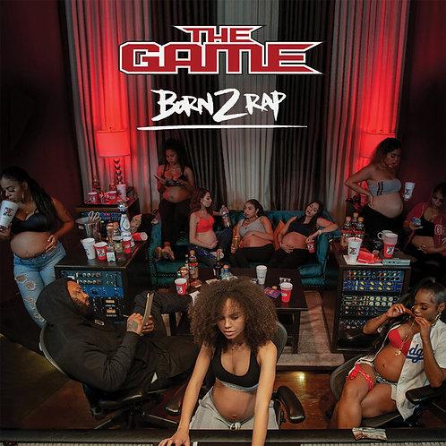 The Game: Born 2 Rap Coloured Vinyl Record