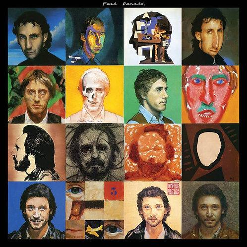 The Who: Face Dances Vinyl Record