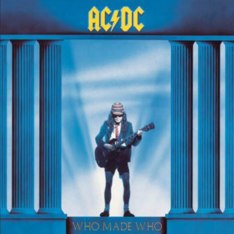 AC/DC: Who Made Who 180gr Vinyl Record