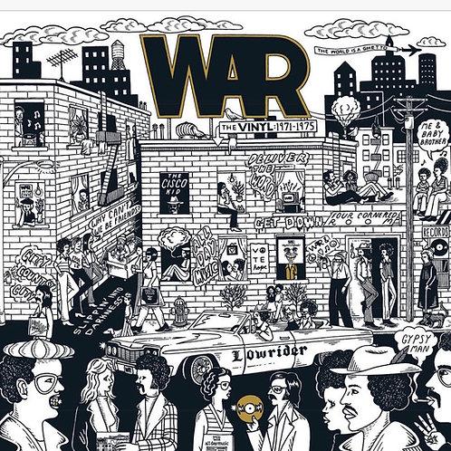 War: The Vinyl 1971-1975