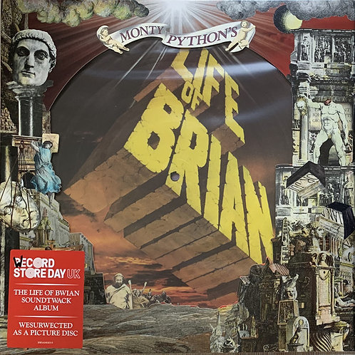 Monty Python's Life Of Brian Picture Disc RSD