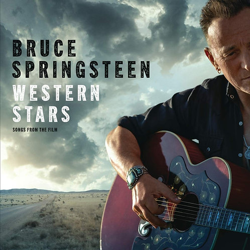 Bruce Springsteen: Western Stars The Songs From The Film Vinyl Record