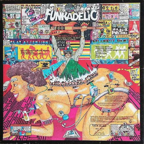 Funkadelic: The Electric Spanking Of War Babies Heavyweight Vinyl