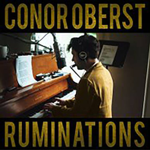 Conor Oberst: Ruminations  Vinyl Record