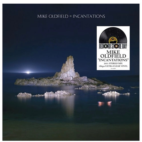 Mike Oldfield: Incantations Vinyl Park