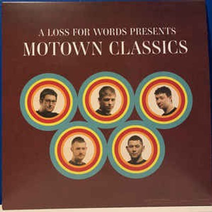A Loss For Words Presents Motown classics Records