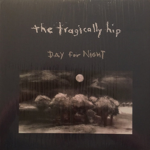 The Tragically Hip: Day For Night Remastered Vinyl Record