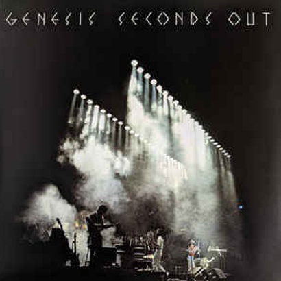 Genesis: Seconds Out   Vinyl Record