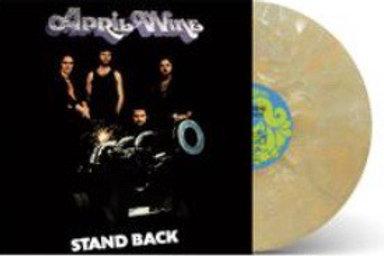 April Wine: Stand Back Swirl Vinyl