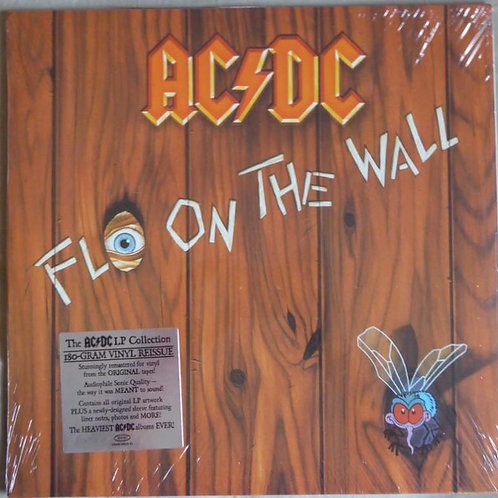 AC/DC: Fly On The Wall Vinyl Record