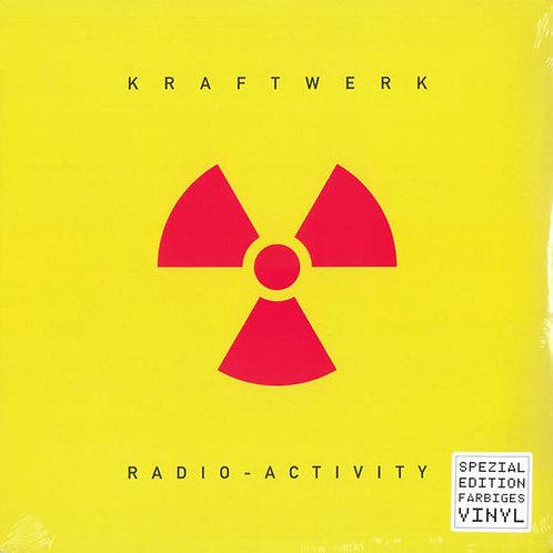 Kraftwerk: Radio Activity Yellow Vinyl Record