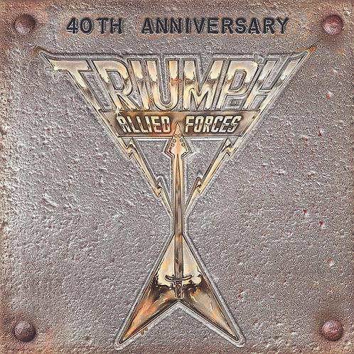 Triumph: Allied Forces 40th AnniversaryVinyl Box Set