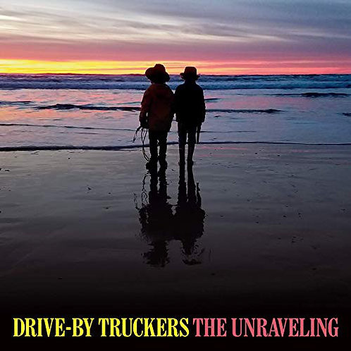 Drive- By Truckers: The Unraveling MARBLE Vinyl Record