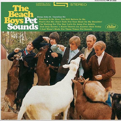 The Beach Boys: Pet Sounds 50th Anniversary Vinyl Record