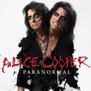 Cooper, Alice: Paranormal 180gr Coloured Vinyl